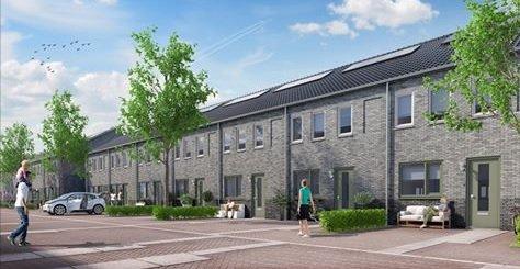 Nieuw! Nieuwbouwproject Stadswerf Dok in Groningen